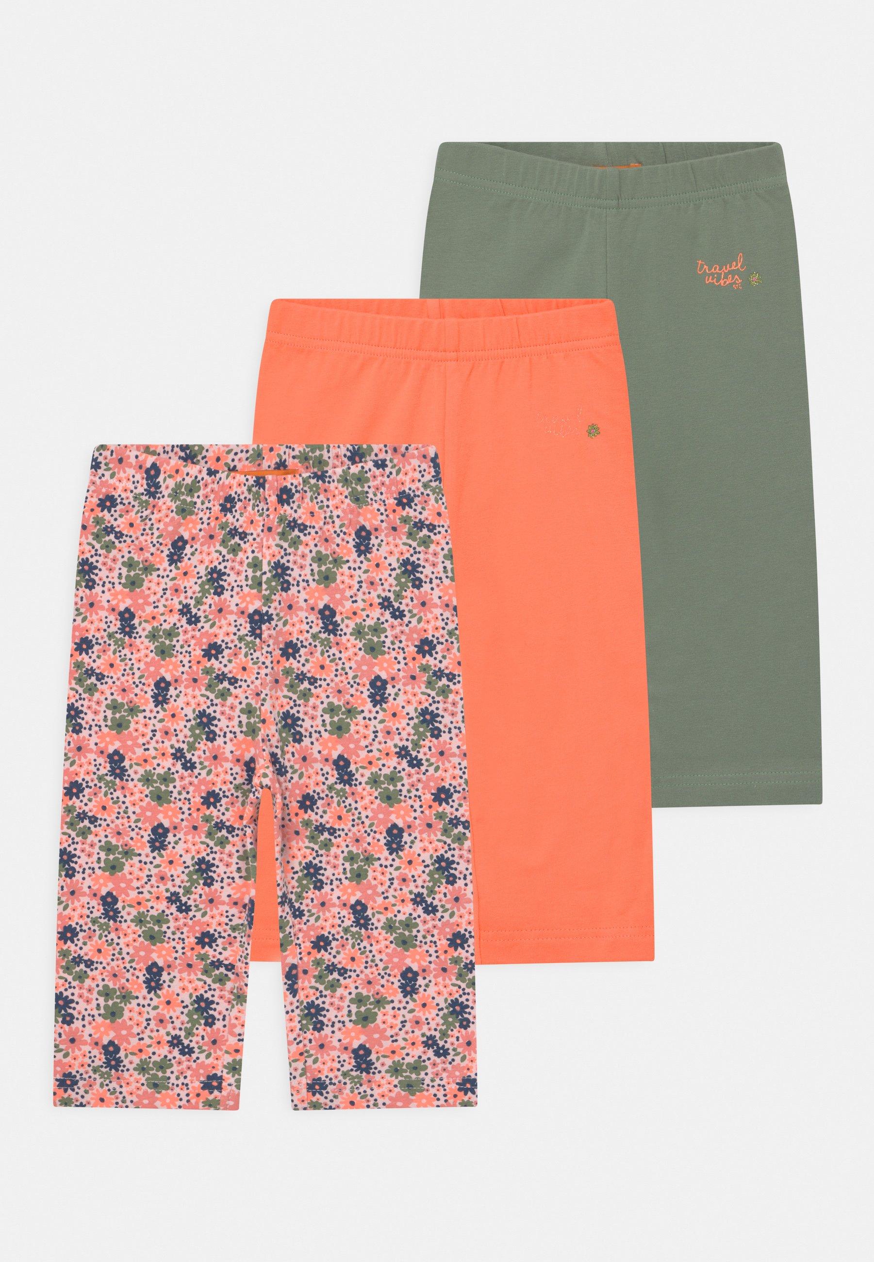 Kids CAPRI 3 PACK - Leggings - Trousers