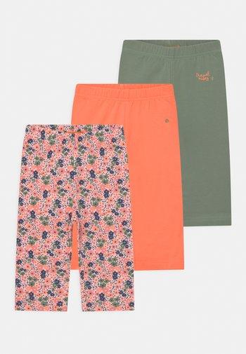 CAPRI 3 PACK - Leggings - Trousers - multi-coloured