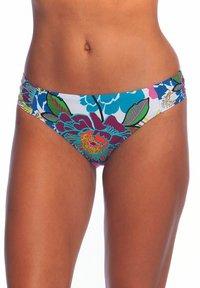 Trina Turk - Bikini bottoms - blue - 0