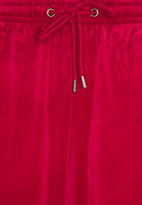 Karl Kani - UNISEX SIGNATURE TRACK PANTS - Trainingsbroek - dark red - 2