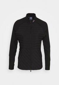 PERFORMANCE SPORTS GOLF JACKET - Down jacket - black