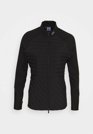 PERFORMANCE SPORTS GOLF JACKET - Chaqueta de plumas - black