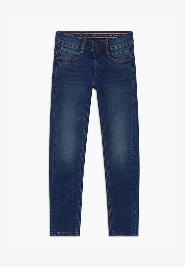 LUIGI - Jeans Skinny Fit - medium blue