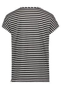 Cartoon - CASUAL MIT STREIFEN - T-shirt print - weiß/schwarz - 4