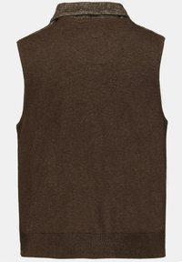 JP1880 - Waistcoat - marron foncé - 1