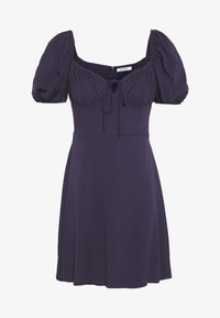 Glamorous - BUST DETAIL MINI DRESS - Day dress - purple - 2