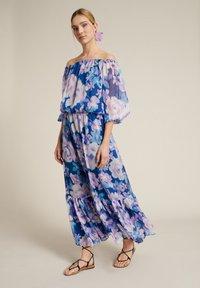 Luisa Spagnoli - Maxi dress - var pervinca - 1