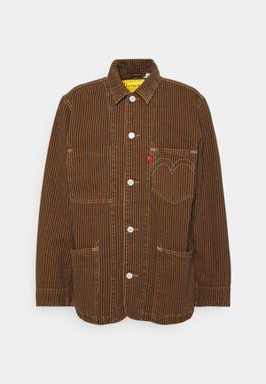 LEVI'S® RED ENGINEERED COAT - Denim jacket - let it grow gd