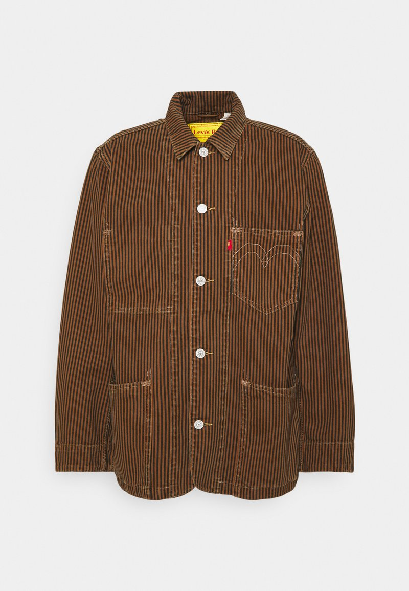 Levi's® - LEVI'S® RED ENGINEERED COAT - Giacca di jeans - let it grow gd
