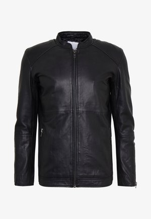 STARSHIP JACKET  - Nahkatakki - black