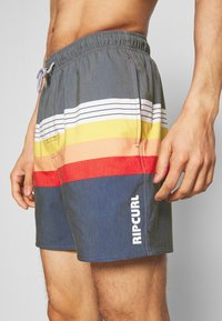 Rip Curl - LAYERED VOLLEY - Swimming shorts - navy - 3