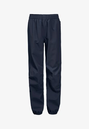 Rain trousers - midnight blue