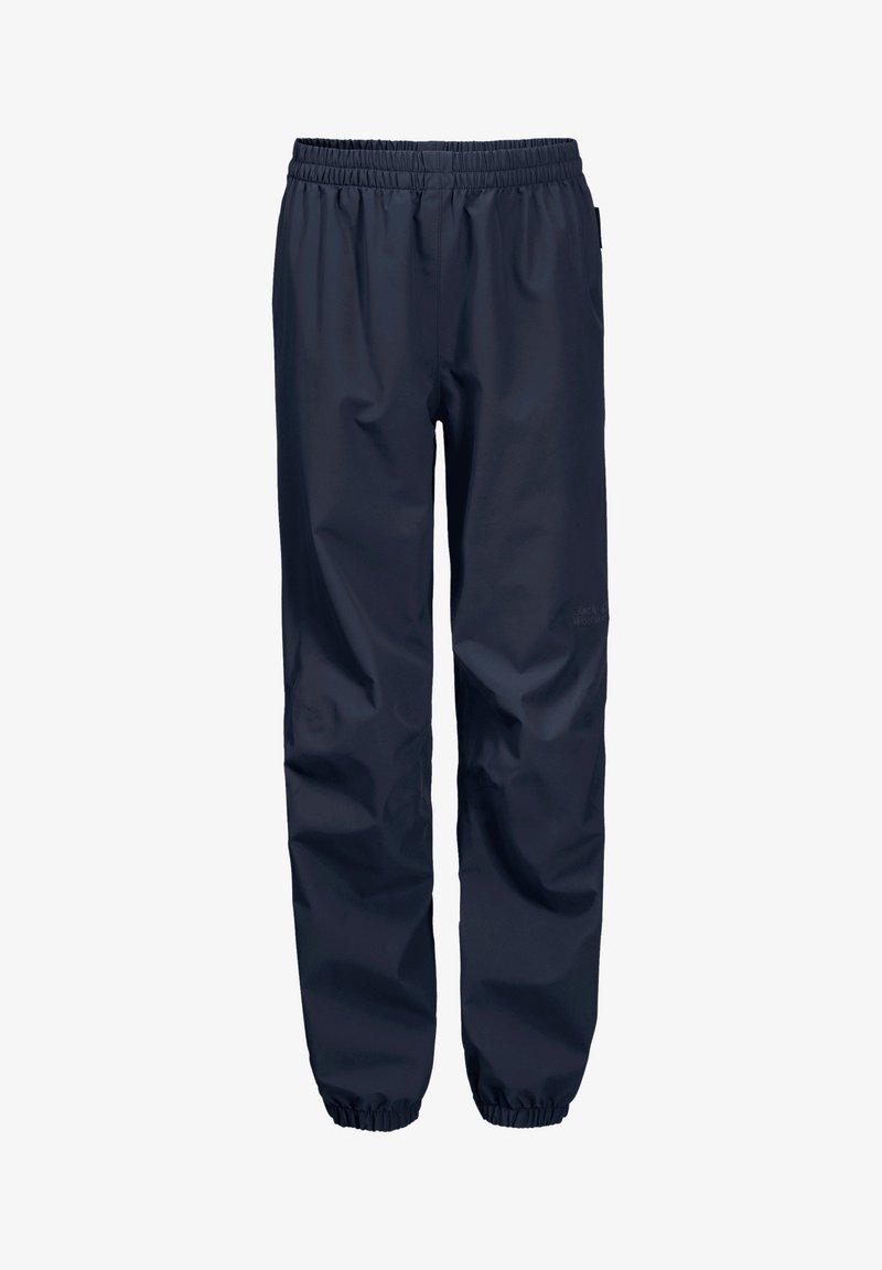 Jack Wolfskin - Rain trousers - midnight blue