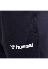 Hummel - HMLAUTHENTIC - Tracksuit bottoms - marine - 3