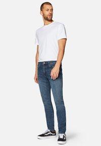 Mavi - JAMES - Jeans Skinny Fit - smoky blue ultra move - 1