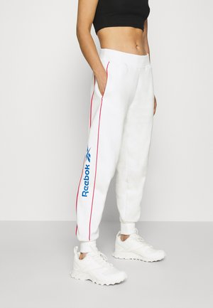 LINEAR PANT - Jogginghose - chalk