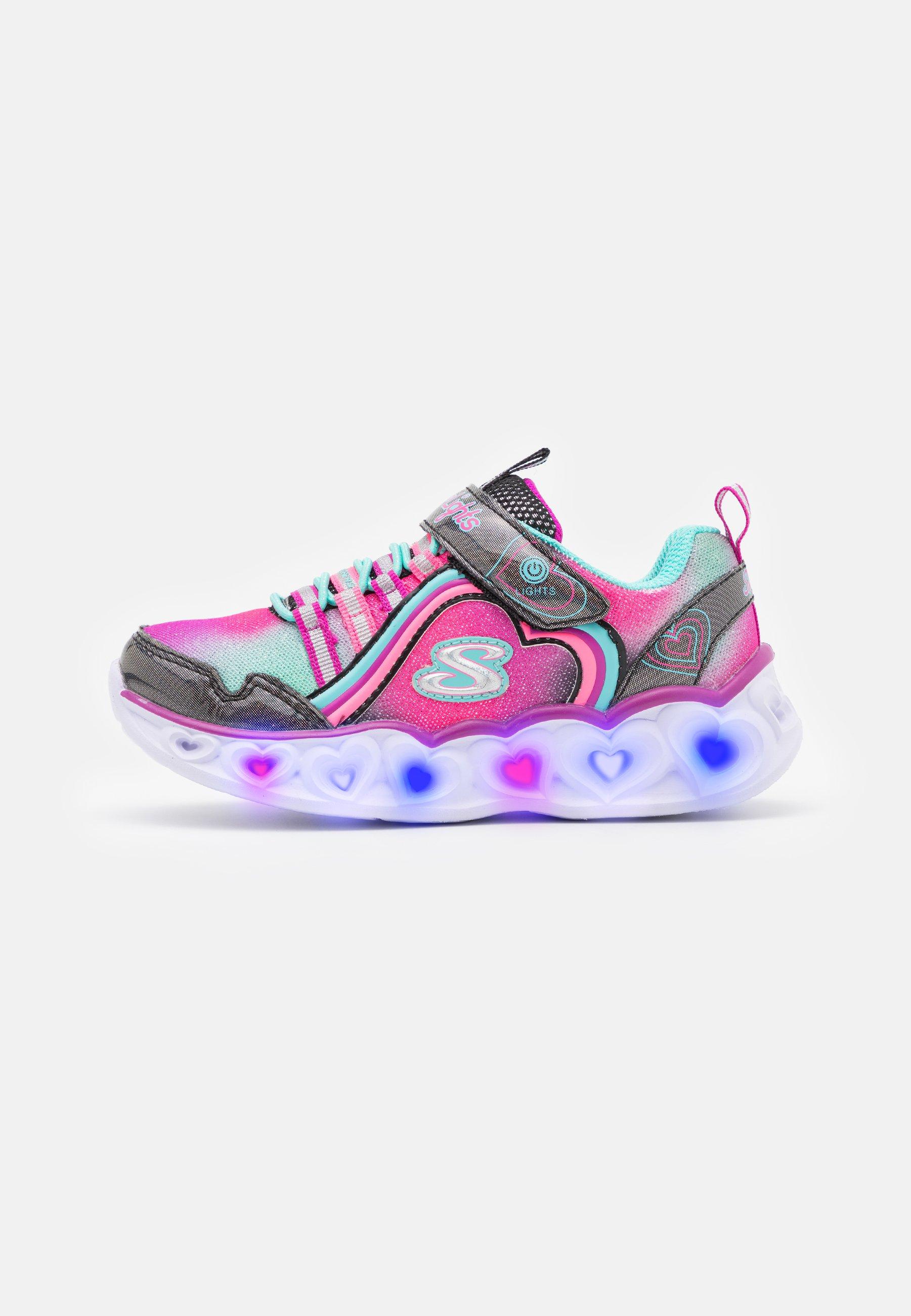 Børn HEART LIGHTS - Sneakers