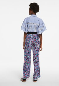KARL LAGERFELD - Trousers - multi-coloured - 3