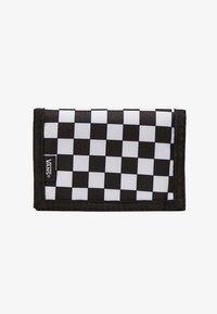 black-white check