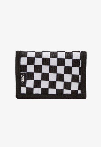 MN SLIPPED - Wallet - black-white check