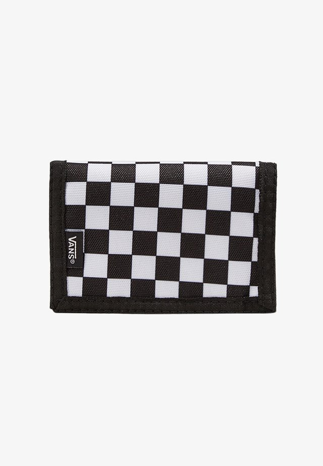 MN SLIPPED - Punge - black-white check