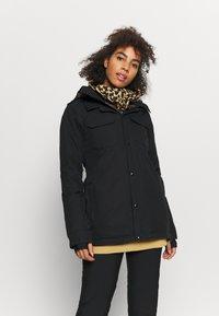 Volcom - KUMA JACKET - Snowboard jacket - black - 0