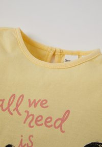 DeFacto - Long sleeved top - yellow - 2