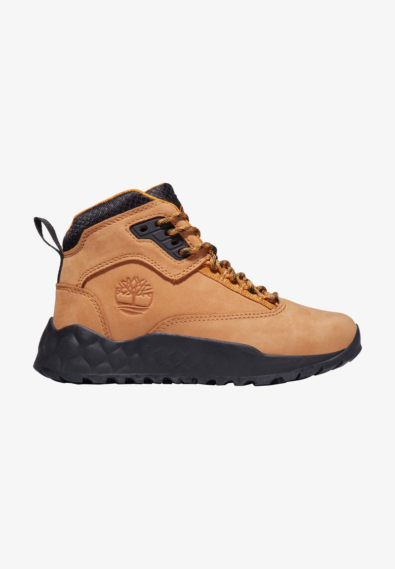 Timberland - Lace-up ankle boots - wheat
