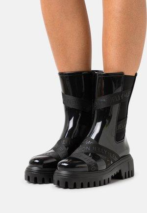 BOHÈME - Bottes en caoutchouc - black
