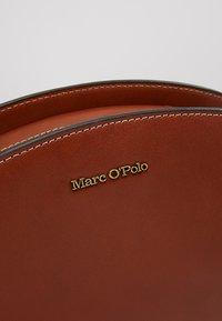 Marc O'Polo - Across body bag - authentic cognac - 6