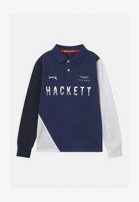 Hackett London - Polotričko - navy - 0