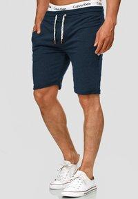 INDICODE JEANS - ALDRICH - Shorts - navy - 2