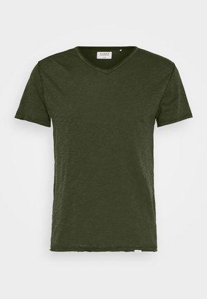 MARCEL TEE  - Camiseta básica - khaki