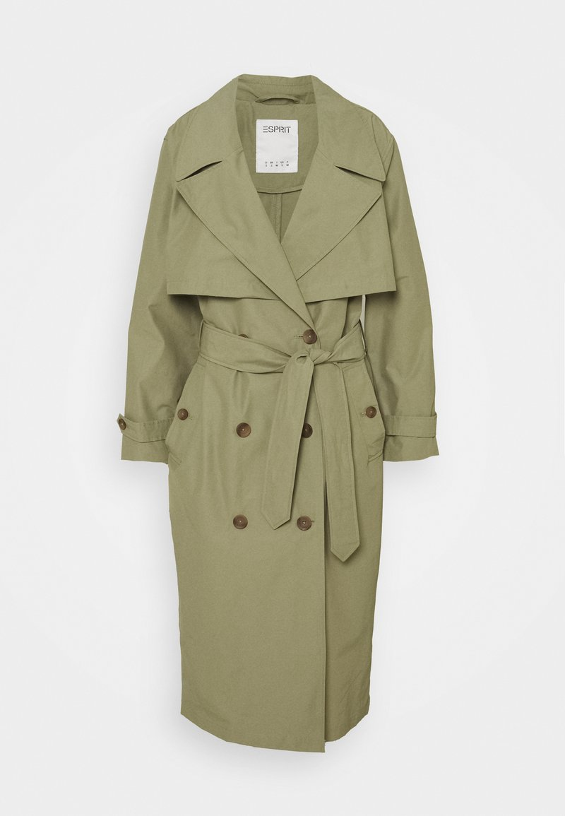 Esprit - Trenchcoat - light khaki