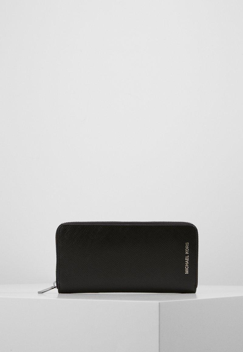 Michael Kors - HENRY TECH ZIP AROUND - Wallet - black