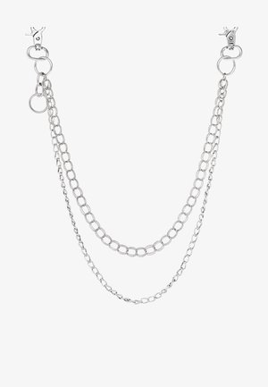 JACTOM CHAIN - Klíčenka - silver-coloured
