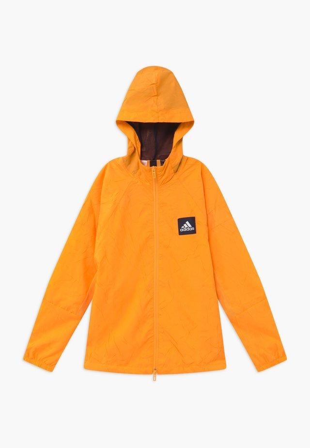 Veste coupe-vent - orange