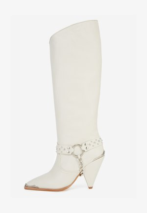 High heeled ankle boots - ecr01