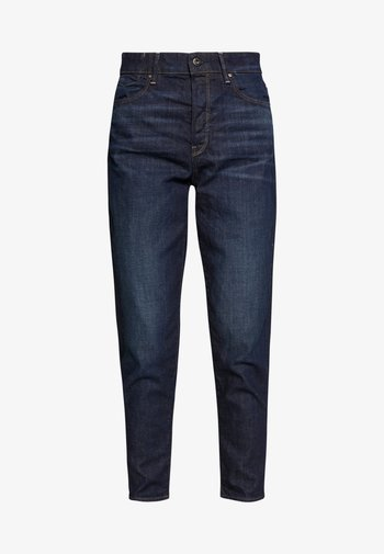 JANEH ULTRA HIGH MOM ANKLE - Jeans relaxed fit - worn in deep forest