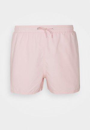 PEACHY SOFT BEACH SHORTS - Surfshorts - light pink