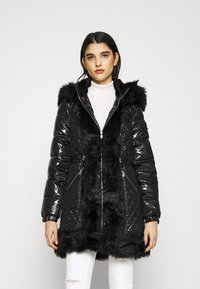 River Island - Winter coat - black - 0