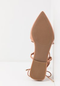 Call it Spring - JENNI - Ankle strap ballet pumps - light pink
