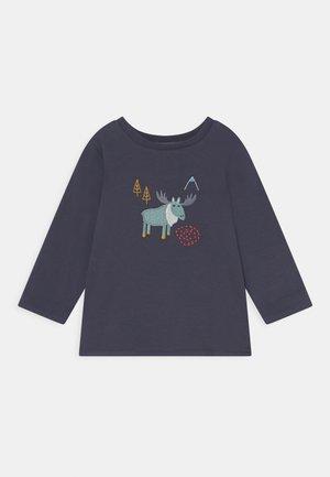 FELIX BABY REVERSIBLE  - Long sleeved top - dark blue