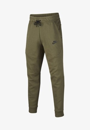 Pantalon de survêtement - cargo khaki/black