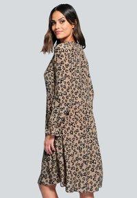 Alba Moda - Day dress - cognac,schwarz - 2