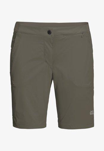 HILLTOP - Outdoor shorts - grape leaf