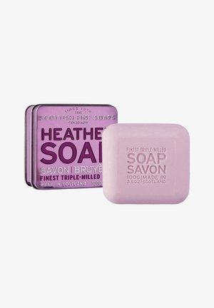 HEATHER SOAP IN A TIN 100 G - Soap bar - rosa