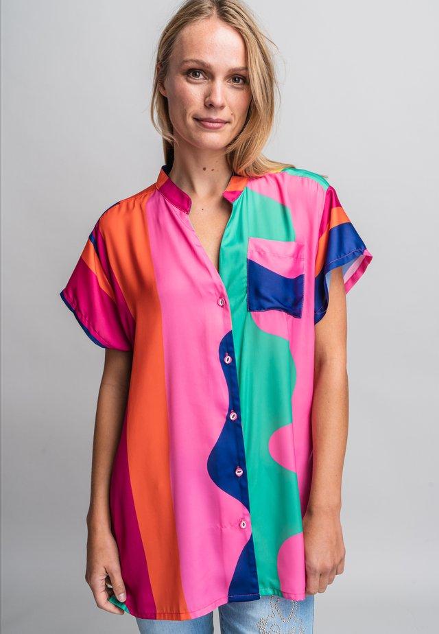 Button-down blouse - unico