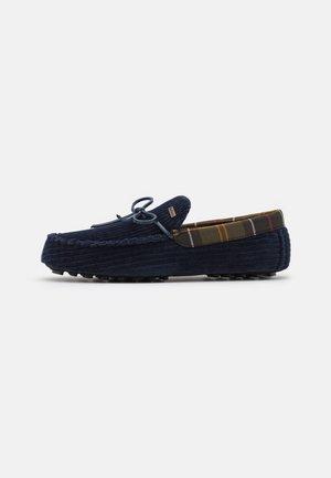 TUEART - Domácí obuv - navy