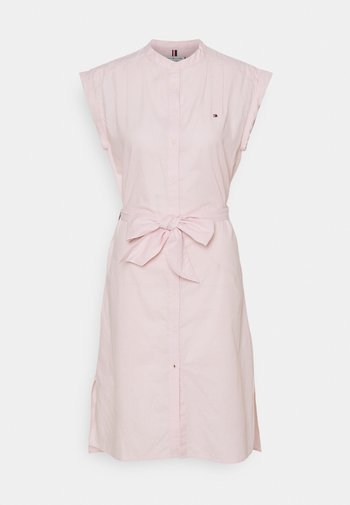 OXFORD KNEE DRESS  - Day dress - light pink